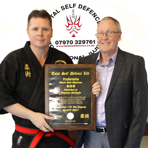 St4ve McDade - Jujitsu Instructor