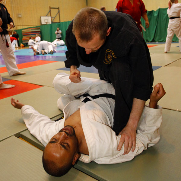 Steve Adams – Jujitsu Instructor