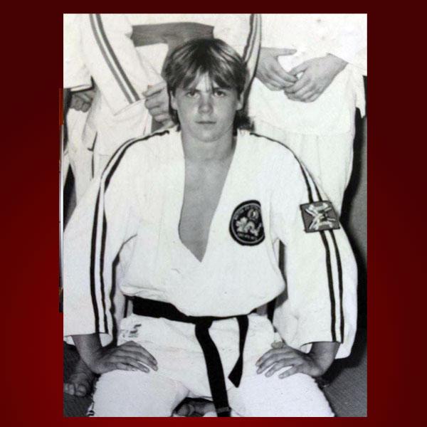 Steve McDsde - Jujitsu Instructor