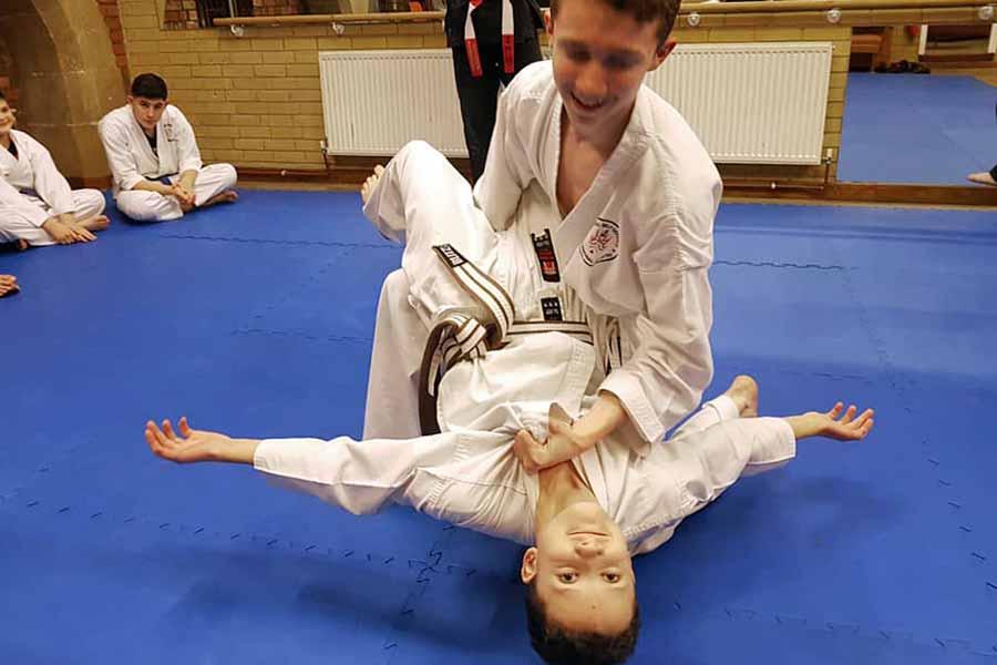 Juniors Self Defence