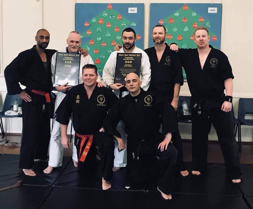 Barnet Black Belts