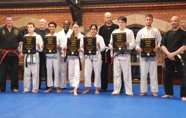 More Junior Black Belts