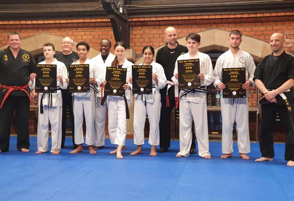 More Junior Black Belts