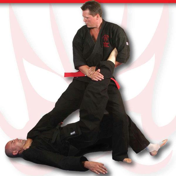 Total Self Defence - Jujitsu